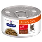 Hill´s Prescription Diet c/d Urinary Stress Ragout met Kip Kattenvoer